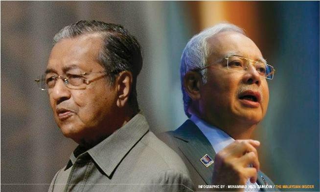 Kerajaan Mesti Bebas Hutang Kata Mahathir