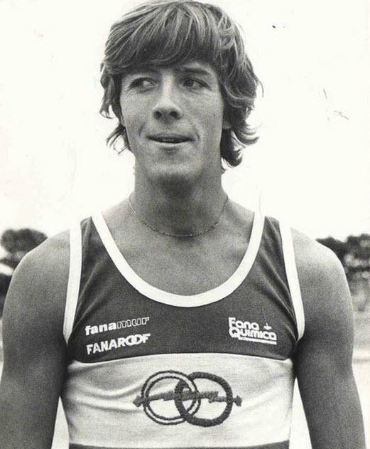 6k Ricardo Vera (Pista oficial de atletismo de Montevideo, 28/nov/2015)