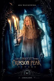 Crimson Peak ( 2015 )