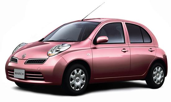 Nissan March   C a r W a l l p a p e r 2014