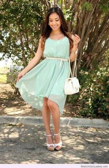 Vestidos de moda para fiestas