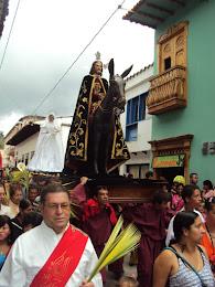 Semana Santa, Salamina 2012