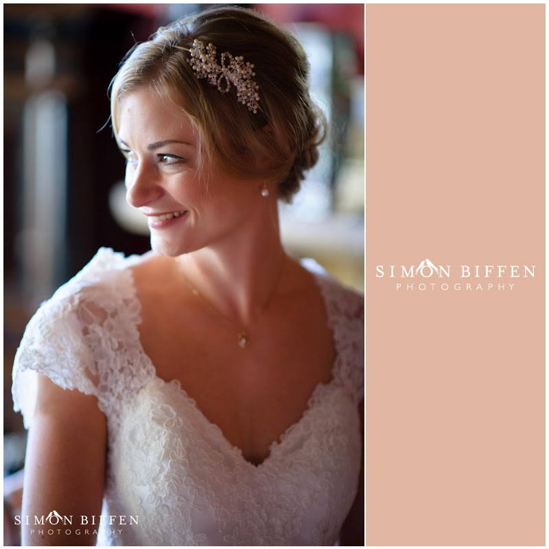 Bride at Maunsel House