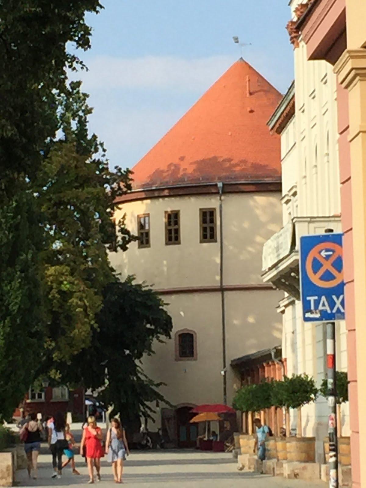 Ältester Studentenclub in Deutschland ist der Weimarer Kasseturm