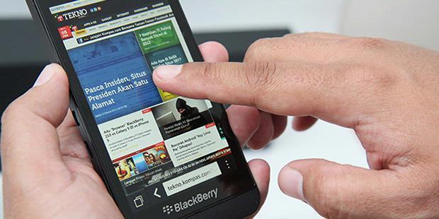 Siap-siap, BlackBerry Z10 Masuk Indonesia 4 Maret
