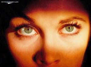 Los ojos de Viv....su color y su fuerza