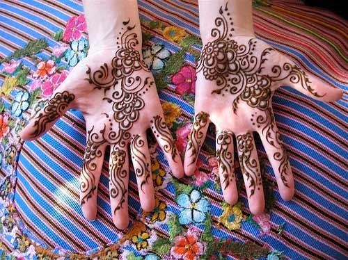 Design Of Mehndi For Children : Best mehandi designs outstanding eid mehndi for girls and