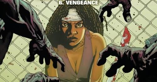 Madness story livres walking dead tome 6 vengeance - Livre de poche walking dead ...