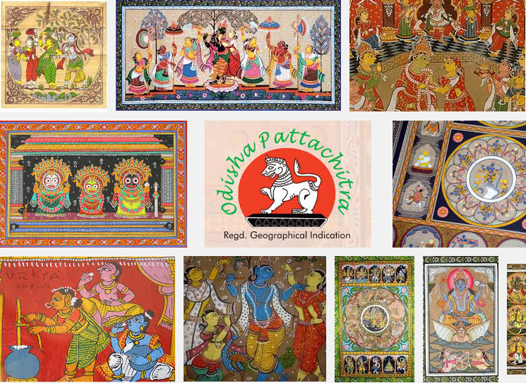 Pattachitra-of-Odisha
