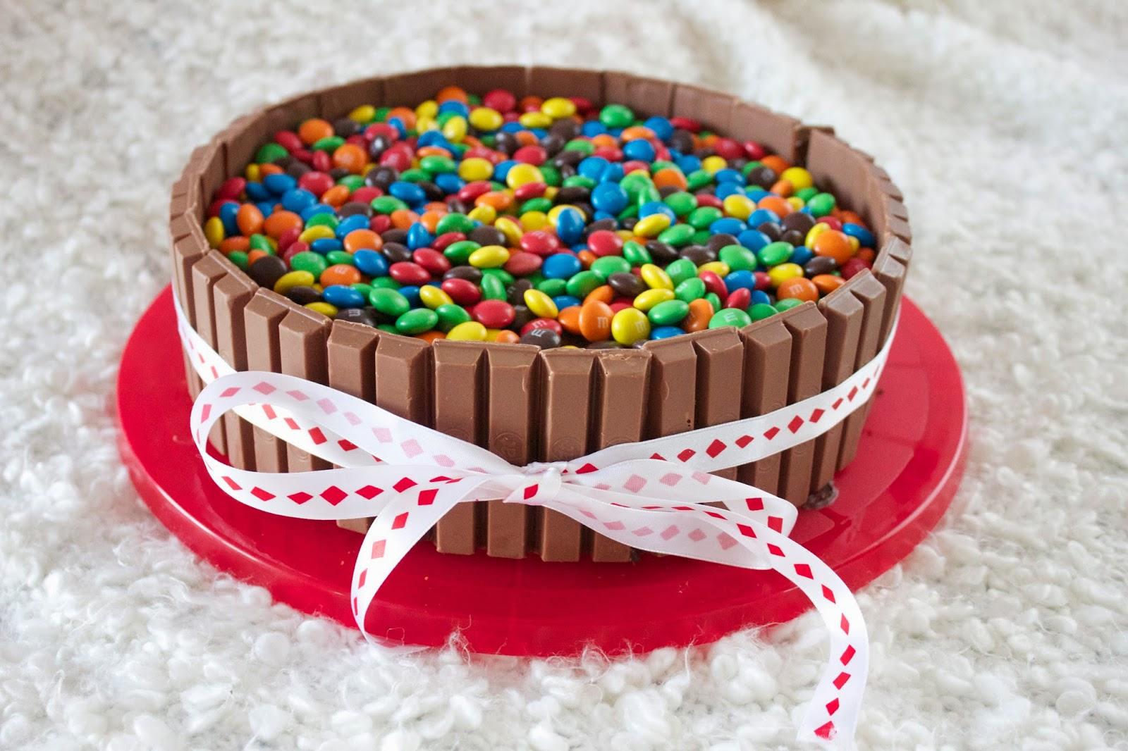 Kusselina Kit Kat Kuchen Leicht Gemacht