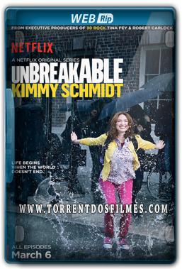 Unbreakable Kimmy Schmidt 1ª Temporada (2015) Torrent – Dublado WEBRip 720p | 1080p Dual Áudio