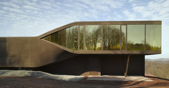 World Architecture Villa Nm Un Studio
