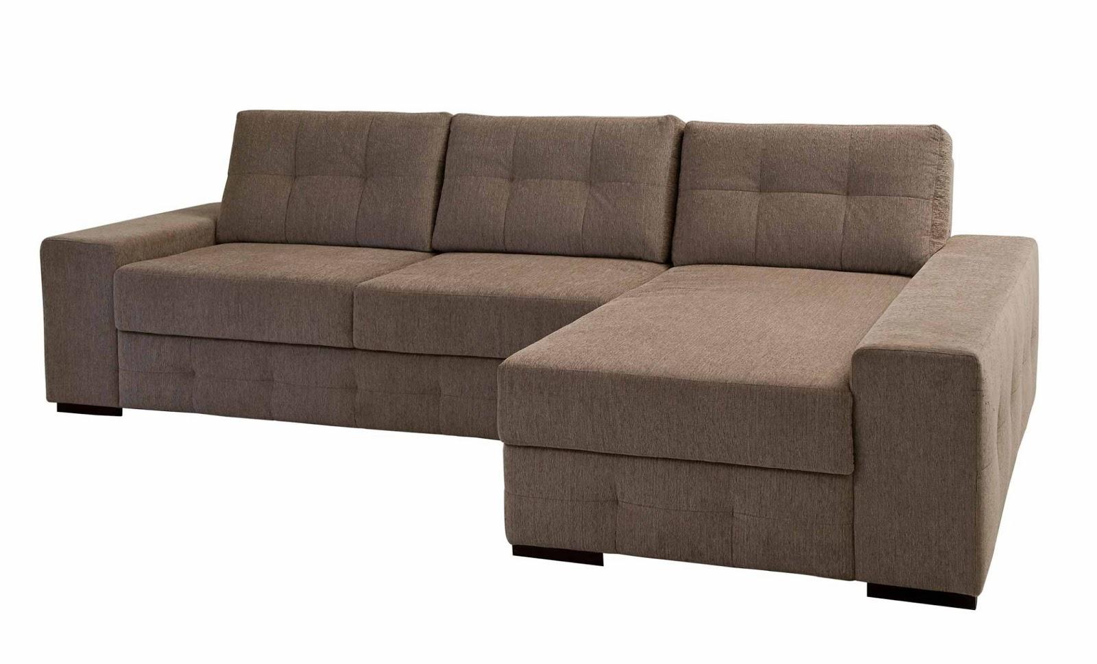 Celso oliveira estofados sof chaise tecido de linho for Sofas com chaise e puff
