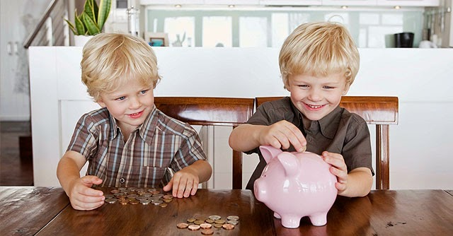 Teaching Kids About Saving Money