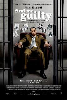 Ver online: Find Me Guilty (Declaradme culpable) 2006