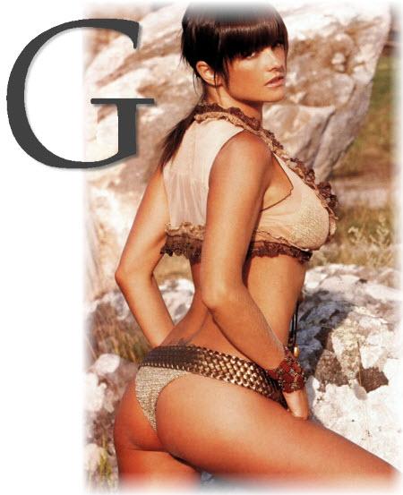 G es por Araceli Gonzalez