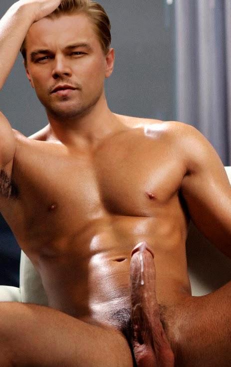 Fotomontajes De Famosos Desnudos Leonardo Dicaprio