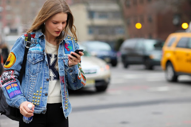 Inspiration: Denim Jacket