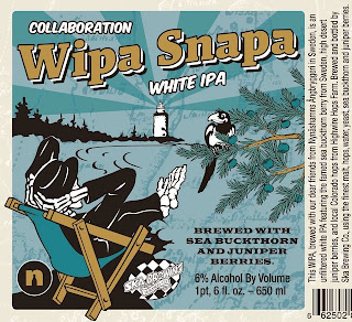 Ska collaborates on Wipa Snapa