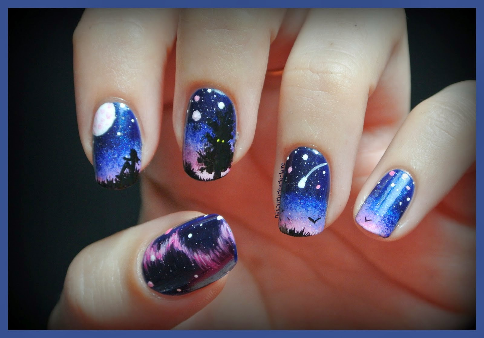 Nail art abstract fantasy and was considered to be the one of the most interesting forms of art in recent times it was obviously that it would be adapted into nail art too prinsesfo Choice Image