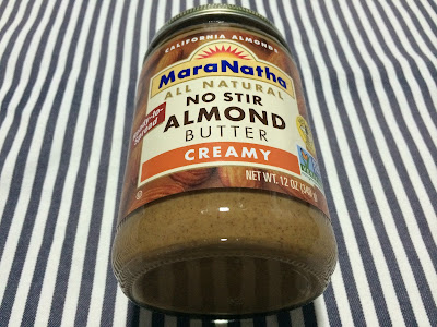healthy almond butter
