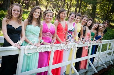 Carlson's Pre Prom Photos