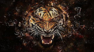 Tiger-roaring-glass-breaks-images-of-abstract-animals.jpg