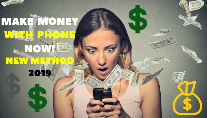 Make Money with Phone