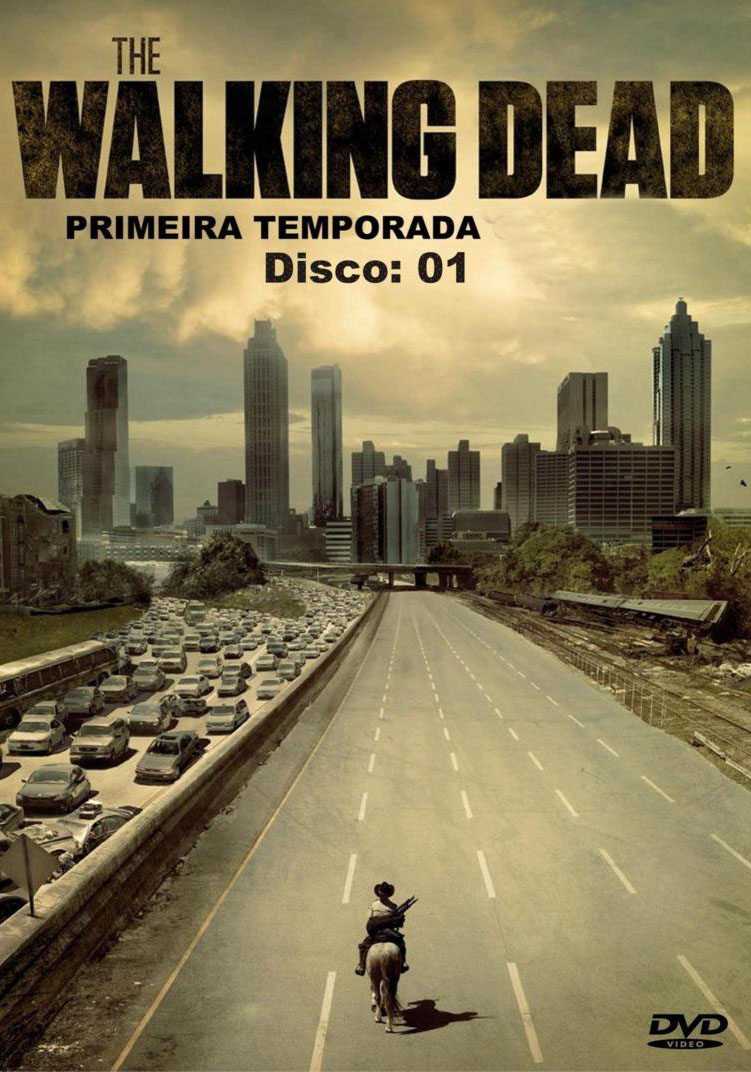 The Walking Dead 1ª Temporada Torrent – BluRay 720p Dual Áudio (2010)