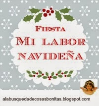 Fiesta Mi labor navideña