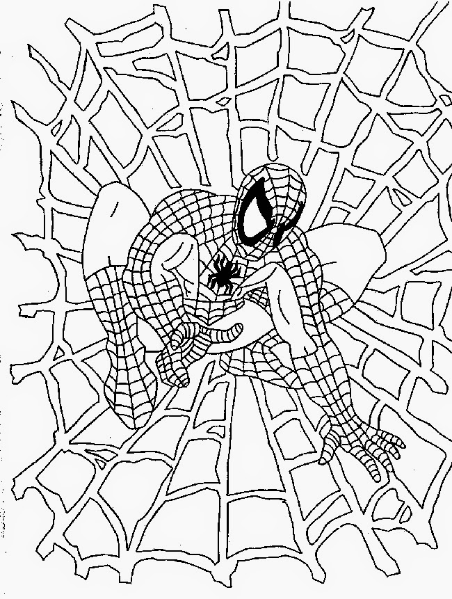 Eloquent image with regard to printable spiderman