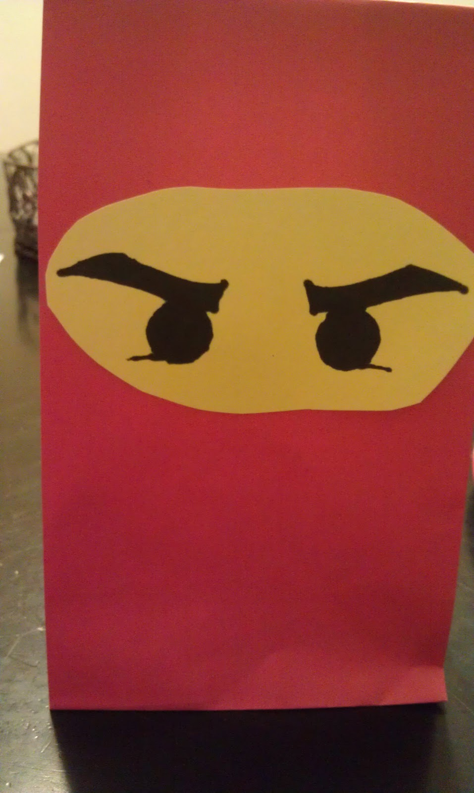 Ninjago Eyes Template