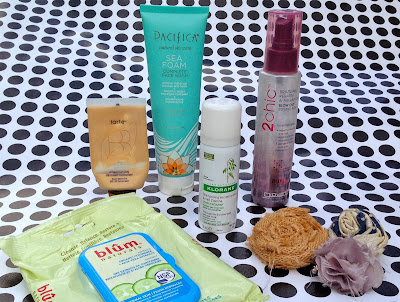The All Natural September Empties