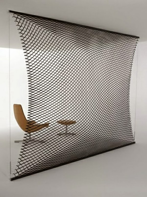 Modern Wooden Shelves Design
