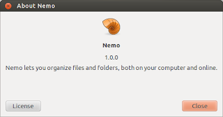 nemo file manager linux mint