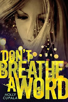 Don't Breathe a Word cover