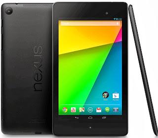 جهاز لوحي Nexus 7 الاصدار 2013