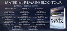 Material Remains Blog Tour