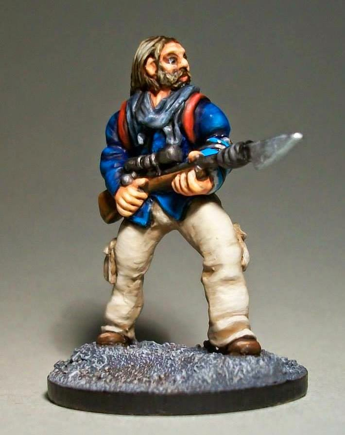 Project Zeke Miniatures