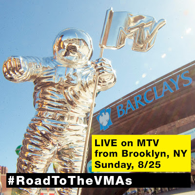 MTV's 2013 VMA's Brooklyn BarclaysCenter