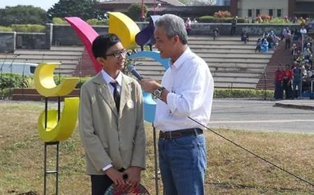 Foto dan Biodata Aldo Meyolla Geraldino Mahasiswa Calon Dokter UGM Baru Berusia 14 Tahun -www.heru.my.id