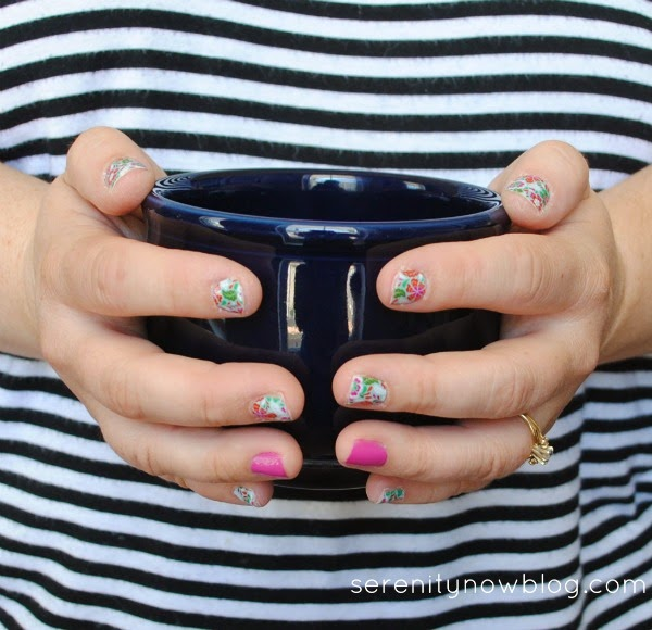 Serenity Now: Why I Love Jamberry Nail Wraps (Plus a Free Sample and ...