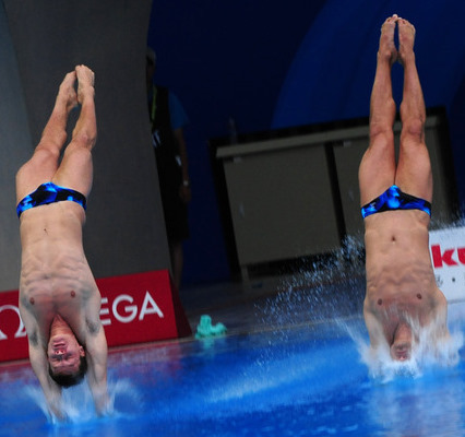 Patrick Hausding & Sascha Klein • Divers