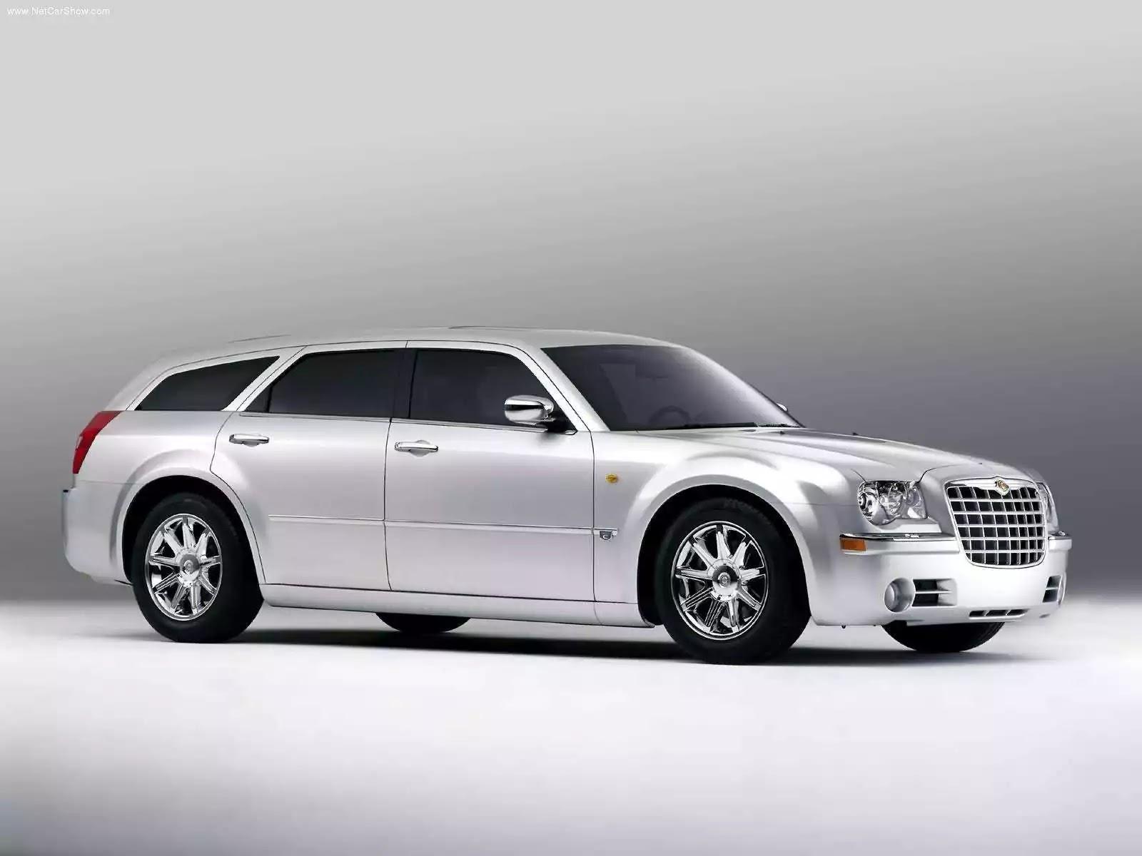 Hình ảnh xe ô tô Chrysler 300C Touring Concept 2003 & nội ngoại thất