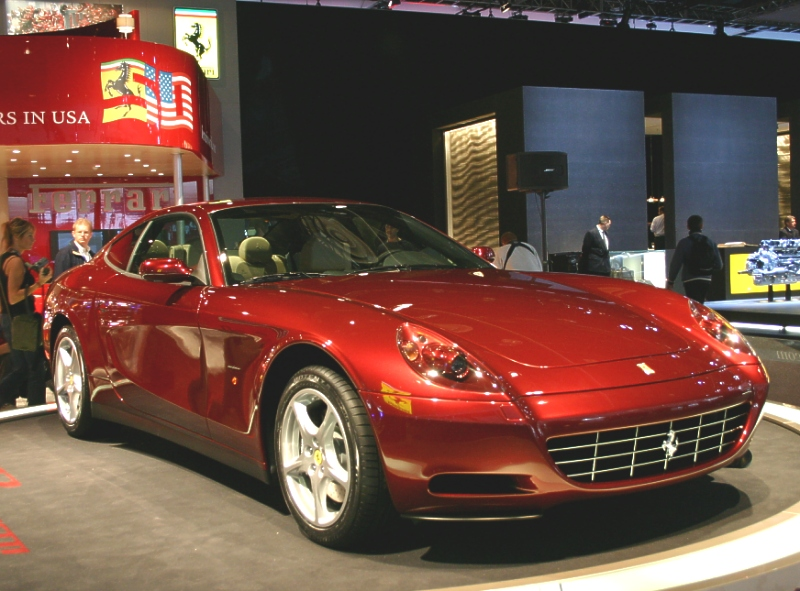 World Of Cars  Ferrari 612 scaglietti
