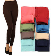 Fleece-lined Tights More in Store