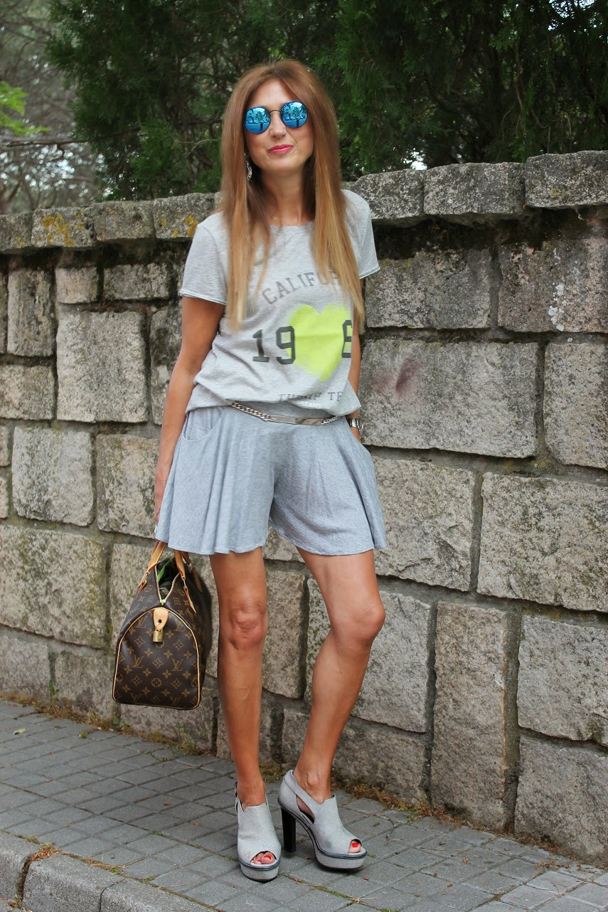 The Hip Tee, Angela Bang, Louis Vuitton, Parfois, Castañer, Zara, Street Style, Fashion Style, Fashion Blogger, Carmen Hummer