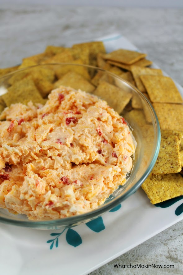 Family Favorite: Pimento Cheese Spread