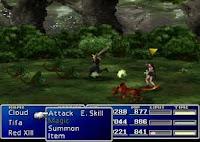 Final Fantasy 7 psp