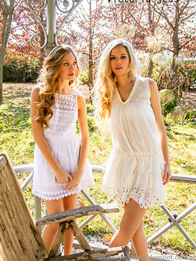 Vestidos primavera verano 2014